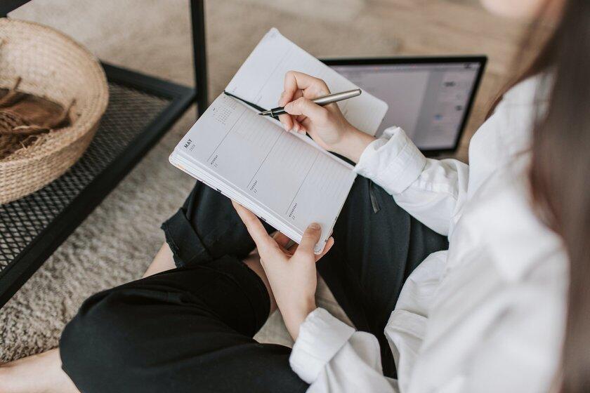 Scriptie schrijven tijdens het ondernemen planning